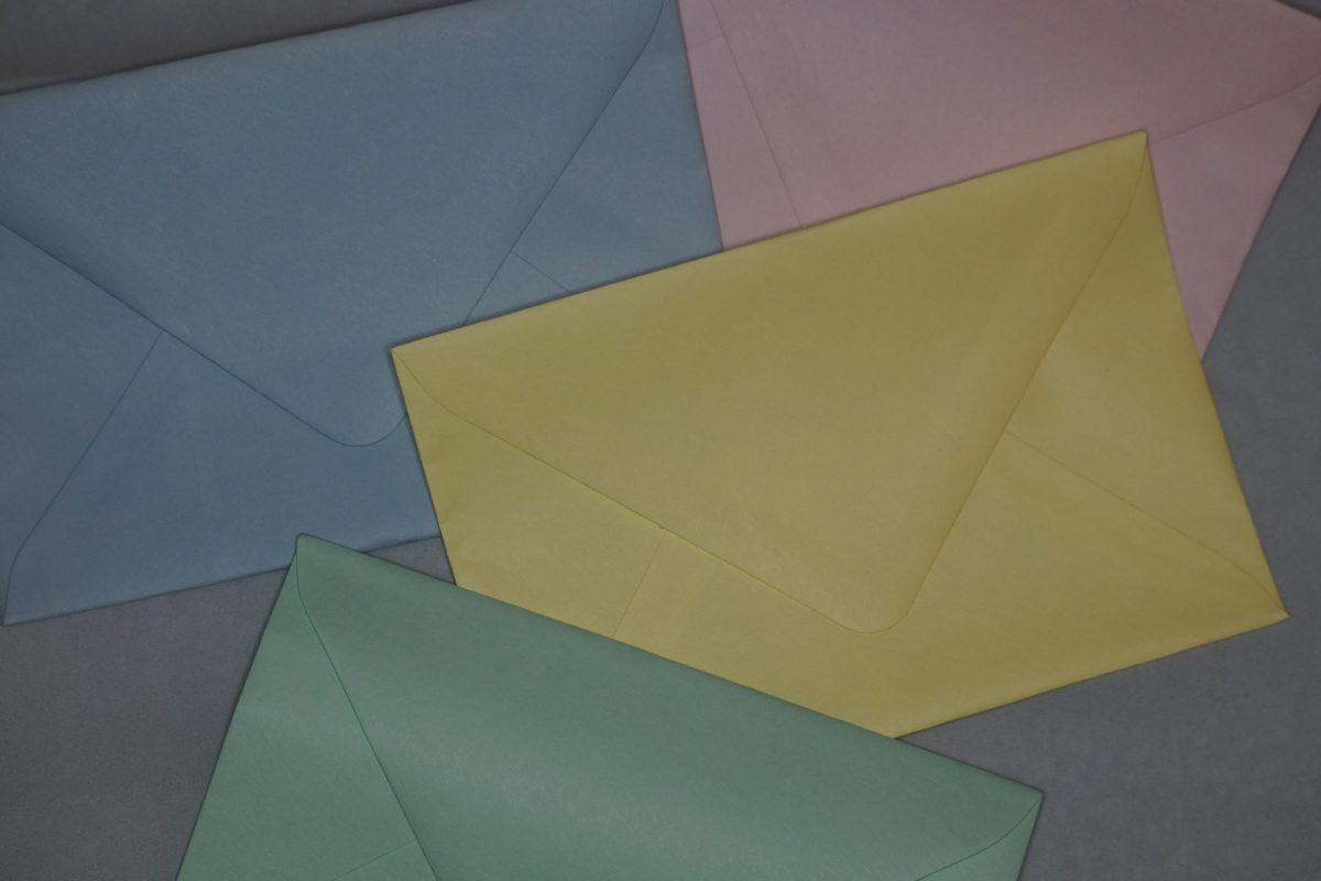 Warum Briefumschläge einiges für deine Finanzen tun können